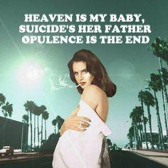 Lana Del Rey #LDR #Body_Electric
