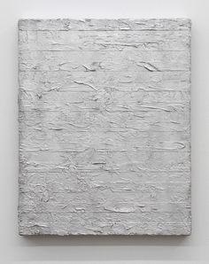 John Henderson, cast, 2012, cast aluminium, 50.8 x 40.65 x 3.80 cm