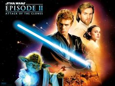 """Who has the LAST line in """"Attack of the Clones""""?"""