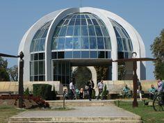 A Sátorhelyi Történelmi Emlékpark 2011-ben átadott kiállítóépülete