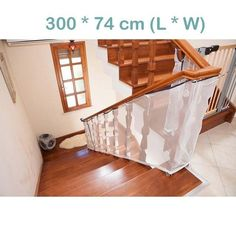 Children Protective Net, Safety in Stairs, Balcony, Fence