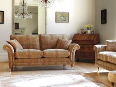 Comfortable and stylish! #ParkerKnoll  Parker Knoll Burghley