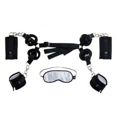 Fifty Shades of Grey - Bed Restraints Kit
