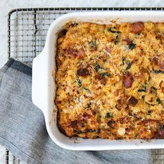 A fun twist on the classic British beans and toast, this recipe can serve four as a starter or, with a green salad, two as a meal.