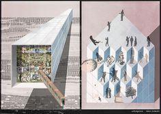 [ Superstudio ] -The Continuous Monument - 1969