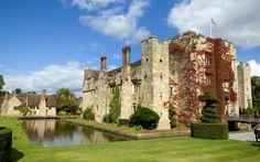 Hever Castle in Kent. www.telegraph.co.uk