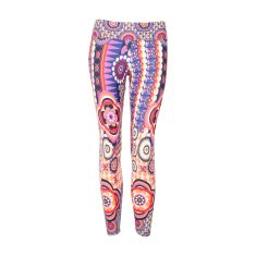 Pattern Legging Fairy Floss Fun- Small. Now in stock