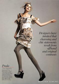 US Vogue January 2006