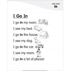 Super Sight Words Poems