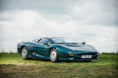 1994 Jaguar XJ220
