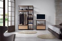 Ilusion Walk-In-Closet von Sistema Midi | Begehbare Schränke