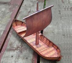 Viking Cargo Ship Kn