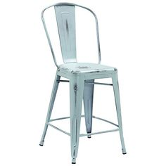 Special Offers - Flash Furniture High Distressed Dream Metal Indoor Counter Height Stool 24 Blue - In stock & Free Shipping. You can save more money! Check It (June 04 2016 at 08:53PM) >> http://counterstoolsusa.net/flash-furniture-high-distressed-dream-metal-indoor-counter-height-stool-24-blue/
