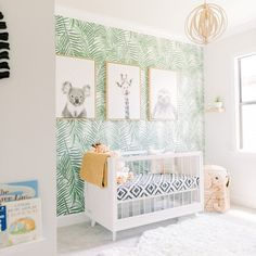 baby boy nursery room ideas 496944140136181813 - Sloan Acrylic Convertible Crib Source by Baby Nursery Decor, Baby Bedroom, Baby Boy Rooms, Baby Boy Nurseries, Nursery Room, Jungle Theme Nursery, Jungle Nursery Boy, Baby Room Ideas For Boys, Project Nursery