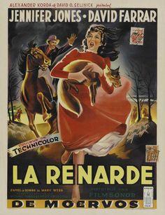 'La volpe' (1950); regia: Michael Powell, Emeric Pressburger. Titolo originale: 'Gone to Earth'
