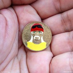 The Tales You Lose Blog Features Illustrative Coin Characters #gifts trendhunter.com