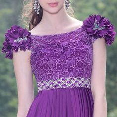 Party Semi Formal Prom Lace Diamonte Twirly Teens Ladies Girls Dress Purple  XXL 0fd2f060a
