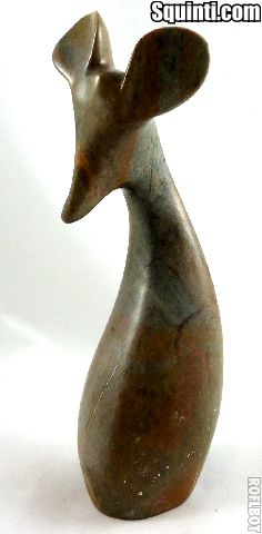 Opal stone sculpture of a female impala; available at http://squinti.com/products-page-2/latest-products/stone-impala/