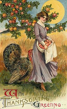 thanksgiving postcard | Vintage Thanksgiving Postcards