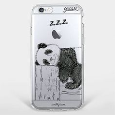 Panda Sleeping Phone Case