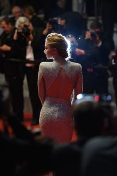 Cannes 2015 - Emily Blunt  (ANNE-CHRISTINE POUJOULAT/AFP/Getty Images)