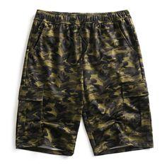 Herren Sommer Breathable Cotton Casual Homedress Hosen Große Größe Solid Color High Rise Sweatpants