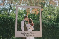 Твидовая свадьба Сергея и Татьяны