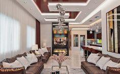 Big Living Room Designs Pleasing Luxury Interior Design Ideas Living Room For A Big Family  Luxury Decorating Inspiration