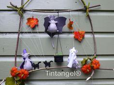 Tintangel 2012 – Morris & Miny Halloween (kdu460).