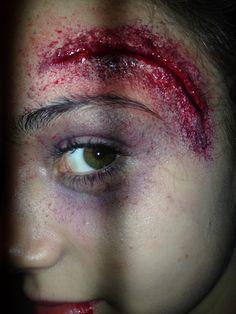 SFX makeup MUA Chloe Palser  #sfx #makeup