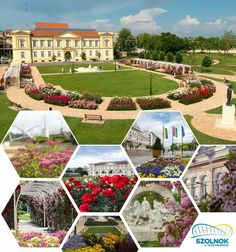 Szolnok Homeland, Mansions, House Styles, Home Decor, City Landscape, Budapest, Hungary, 19th Century, Monuments