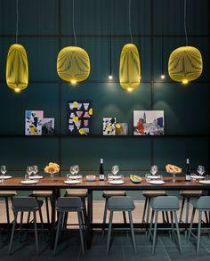 View the full picture gallery of Okko Hotel Strasbourg Design Hotel, Home Design, Design Café, Luxury Interior Design, Interior Decorating, Design Ideas, Contemporary Interior, Design Projects, Architecture Restaurant