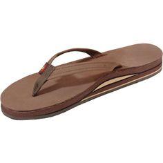 Womens Rainbow Sandals Premier Leather Double Stack Narro... https://www.amazon.com/dp/B00139OMVK/ref=cm_sw_r_pi_dp_U_x_sLBiAbYAYZHQT