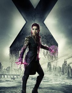 23 pieces of new character art for Bryan Singer's X-Men: Days of Future Past - Blink