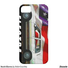 Buick Electra iPhone SE/5/5s Case