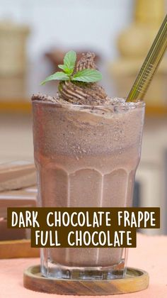 Dessert Drinks, Yummy Drinks, Yummy Food, Desserts, Ice Cube Recipe, Blended Drinks, Alcohol Drink Recipes, Peanut Butter Recipes, Frozen Drinks