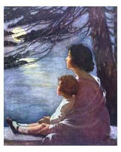 Jessie Wilcox Smith - may you always have these special times with your mommy, too.
