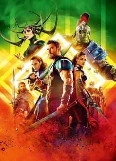 Loved this movie watch thor, marvel wallpaper, marvel films, marvel characters, fictional Marvel Dc Comics, Marvel Heroes, Thor Marvel, Marvel Hela, Hela Thor, Marvel Art, The Avengers, Marvel Movie Posters, Marvel Characters