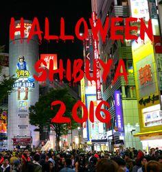 Images from Shibuya Halloween 2016 #halloween #shibuya #japan