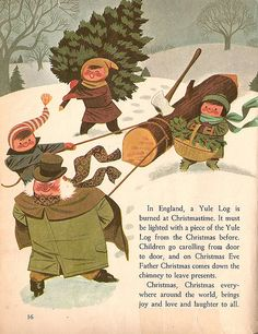 Lowell Hess- My Christmas Treasury: Christmas Everywhere