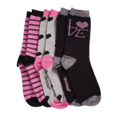 Crew Bundle Valentines Day Socks by Life is good