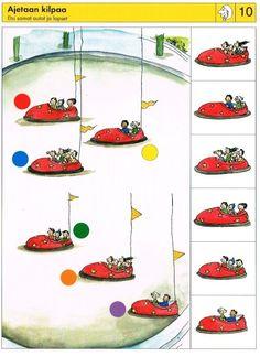 Piccolo: slaapmuts kaart 10 Kids Learning, Playroom, Worksheets, Homeschool, Kids Rugs, Album, Education, Children, Book