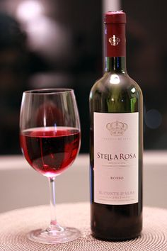 cheap sweet red wine brands