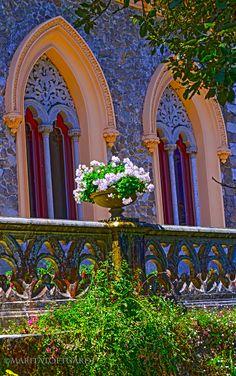 Sintra, Portugal  Palacio de Monserrate