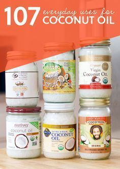 This is the holy grail for coconut oil uses! What a great list. A must read for anyone interested in living healthy and DIY. #coconutoil