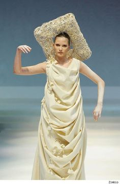Crazy Fashion and Runway Trends -