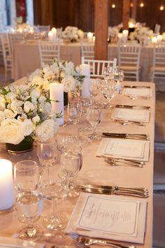 Impressive Non-Traditional Wedding Reception Ideas - MODwedding