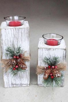 Gorgoeus Holiday Weihnachten Craft Home Deko-Ideen, You are in the right place about Decoupage letters Here we offer you the most beautiful pictures a Christmas Wood Crafts, Outdoor Christmas Decorations, Christmas Projects, Holiday Crafts, Home Crafts, Christmas Holidays, Christmas Wreaths, Christmas Vacation, Christmas Ideas