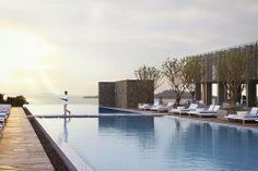 Pool at Point Yamu COMO #pool #thailand #phuket