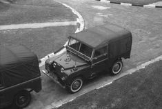 Land Rover Series One History
